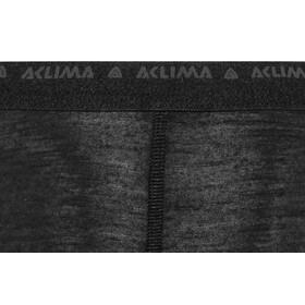 Aclima LightWool Naiset alusvaatteet , musta